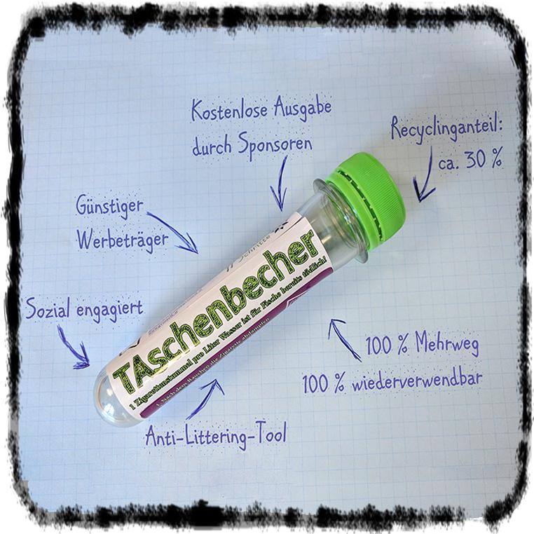 TAschenbecher Logo